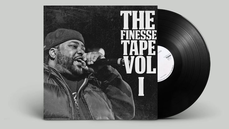 Lord Finesse - The Finesse Tape VOl 01