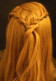 Hairstyle, Hair, bride