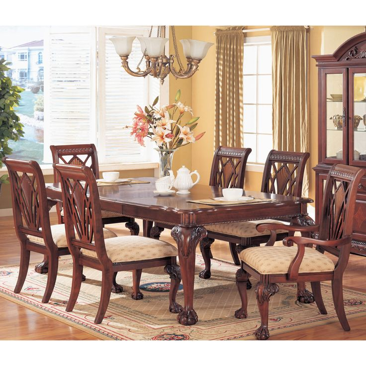 Lexicon 7 piece Dining Set77 best Dining Tables images on Pinterest   Dining room sets  7  . Dining Room Furniture Stores Yorkshire. Home Design Ideas