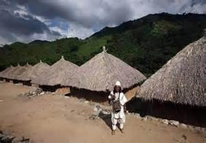Arhuaco village