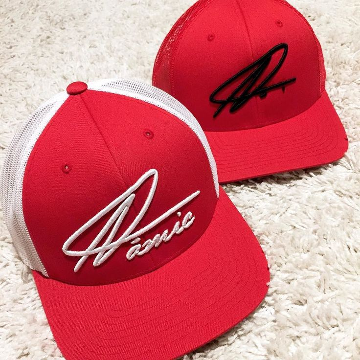 Red Gang; grab these hot #truckers online  www.namic.co.uk  #namic #namic #clothing