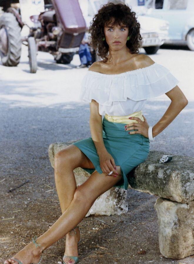 Isabelle Adjani dans l'Été meurtrier de Jean Becker