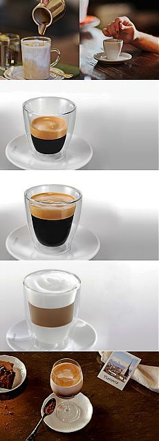 Рецепты приготовления кофе от Saeco   Итальянские кофемашины Saeco – эталон эспрессо и капучино