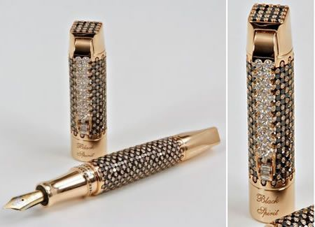 Expensive pen... 45 000 $!