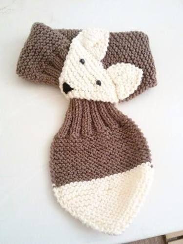 bufanda abrigo |lana| baby boutiqueb - tejidos bebe niños