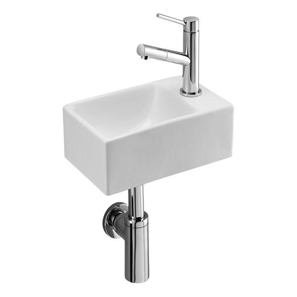 1000 id es sur le th me petit lave main sur pinterest for Mini lavabo salle de bain
