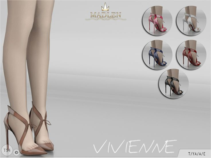 Madlen Vivienne Shoes You cannot change the mesh, but feel free to recolour  it as long as you add original link in the description.