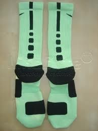 Nike socks - Mint Green https://ladieshighheelshoes.blogspot.com/2016/12/buy-swedish-hasbeens-fredrica-red-high.html