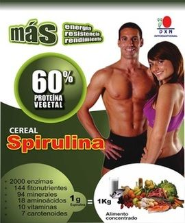 Learn About The DXN Spirulina Health Benefits