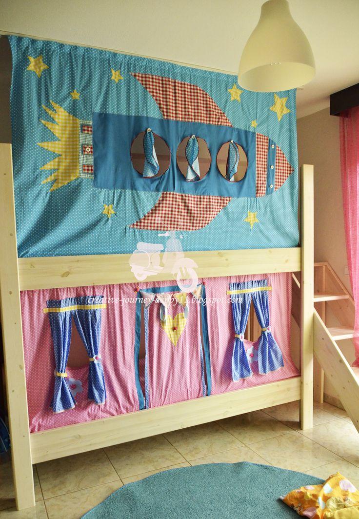 Kids Curtains!