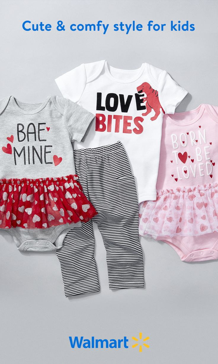 We're in love with these Valentine's Day looks for kids
