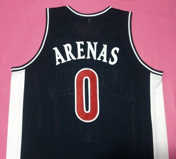 best authentic 294ad a7985 GILBERT ARENAS Arizona Wildcats Alternate College Jersey Any ...
