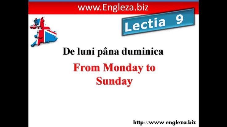 Curs de limba engleza audio video lectia 9