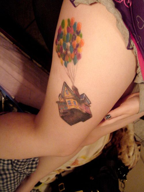 100 Magical Disney Tattoos photo We've Got You Covered's photos
