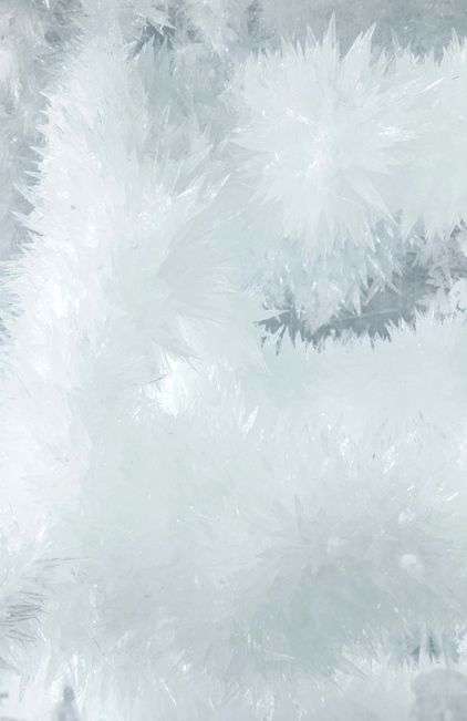 Tokujin Yoshioka at the Museum of Contemporary Art Tokyo   Crystalize (detail)