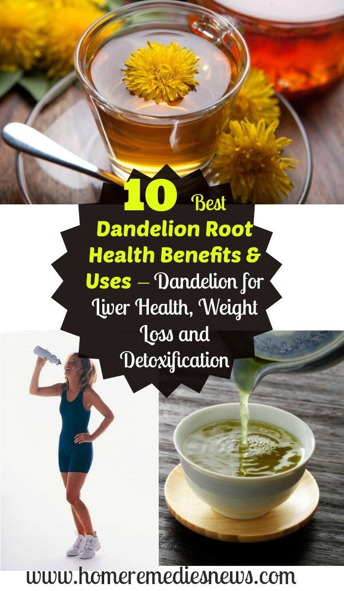 10 Best Dandelion Root #Health Benefits & Uses – #Dandelion For Liver, Weight Loss, And #Detoxification. While the dandelion is seen mostly as a weed, it's full of nutrients, vitamins, and minerals which makes it a healthy part of your diet. The dandelion root health benefits are considerable, so you should consider mixing it in a tea so you can enjoy what it offers