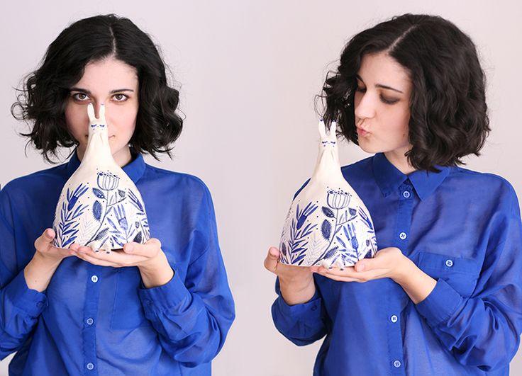 Madalina Andronic: illustration & porcelain