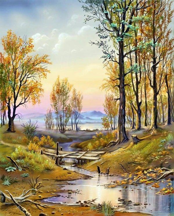 As Cores Da Arte: Viktor Tsyganov