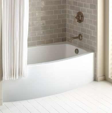 25 Best Ideas About Small Bathroom Bathtub On Pinterest Small Bathroom Shower Bath Combo And Bathrooms