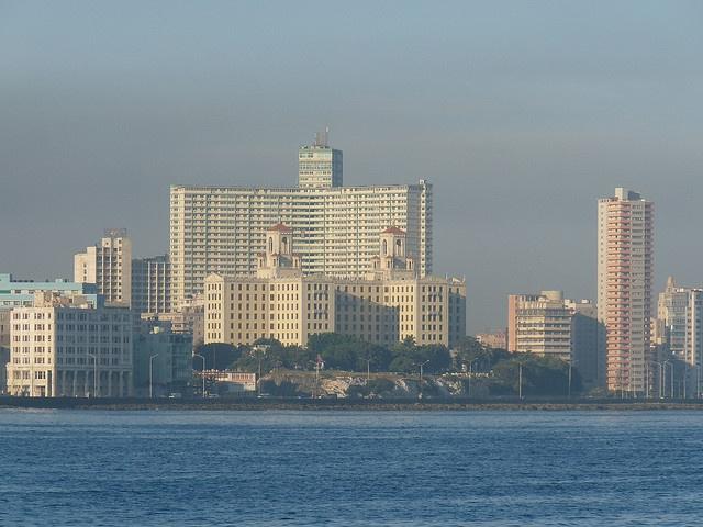Vista di L'Avana da El Morro     Cuba