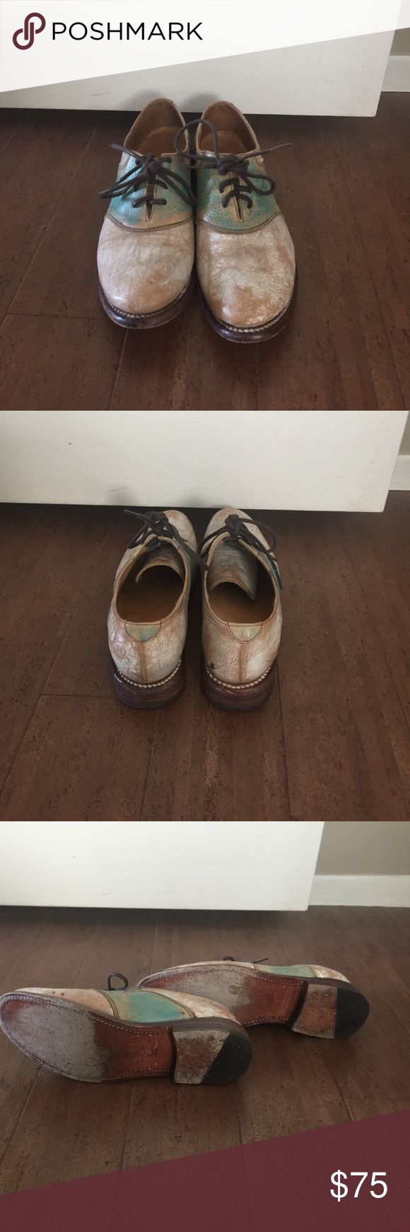 Bed Stu Oxfords These are amazing!!! Bed Stu Oxfords. Used. Leather. Distressed look. Open to offers. Bed Stu Shoes