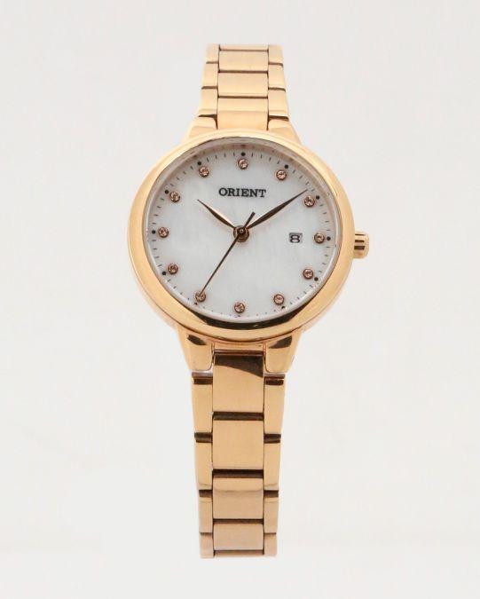 Relógio Feminino Aço Orient
