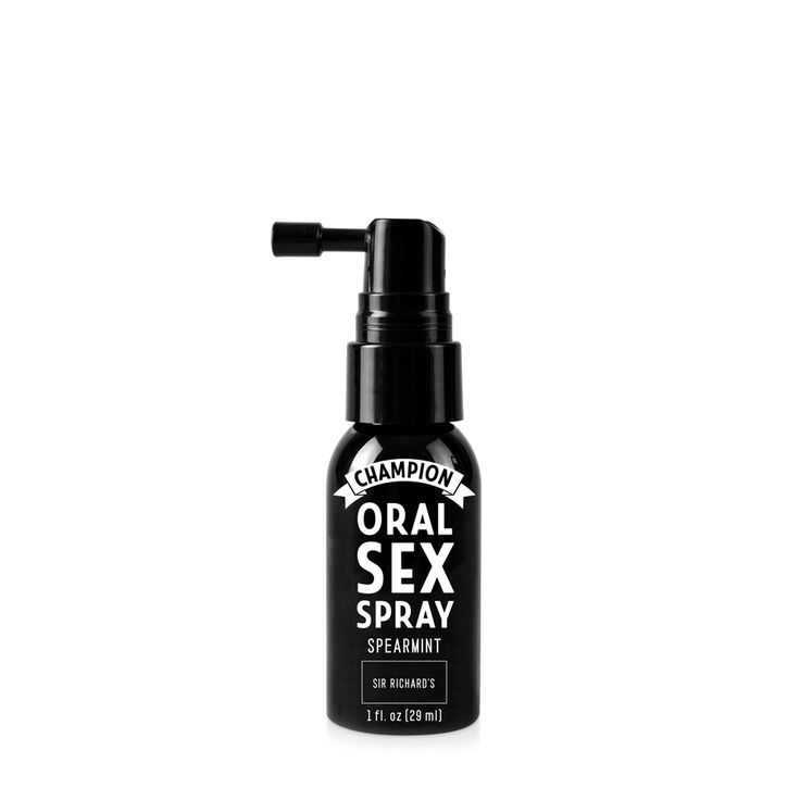 @PipedreamToys @SirRichards #Champion #Spearmint #OralSex #Spray #makeachampion #reducediscomfort #increaseenjoyment #takeit #likeachamp #spearmint #patentedspray #slight #numbingeffect #makeeveryday #oralday #blowjob https://www.dallasnovelty.com/pipedream-products-sir-richards-champion-spearmint-oral-sex-spray-1-oz/