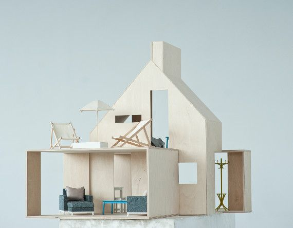 Modern Dolls' Houses - Petit & Small