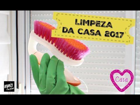 ESPECIAL: PLANO DE LIMPEZA DA CASA (FIM DE ANO E 2017) | Organize sem Fr...