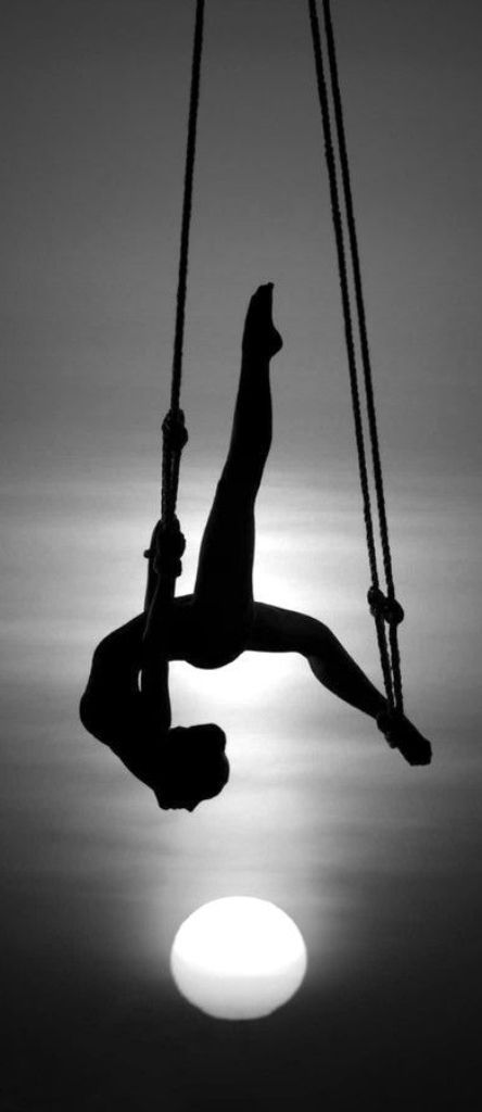 """(open rp im the girl in picture, im in the circus) I didn't have rings so i had to substitute with ropes. Ropes suck compared to the actual rings. I look around for the ropes but i find a person watching from the corner. """"Excuse me, sir? This place is off limits you shouldn't be here."""" I say kindly and start walking toward him."""