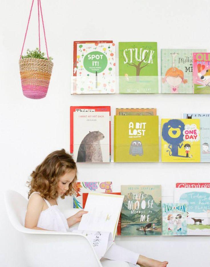 Ubabub Booksee BookshelfThe Block Shop - Channel 9