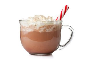Candy Cane Bliss recipe - Warm up the season with this festive treat!