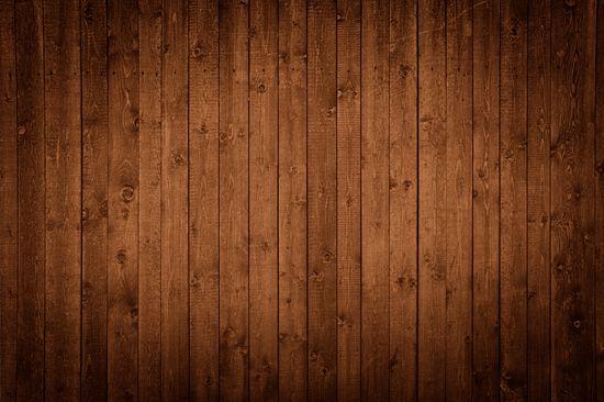 Vignette wood texture