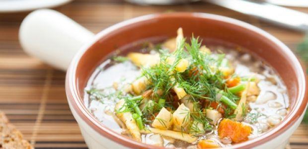 zupa, krupnik, zupa warzywna