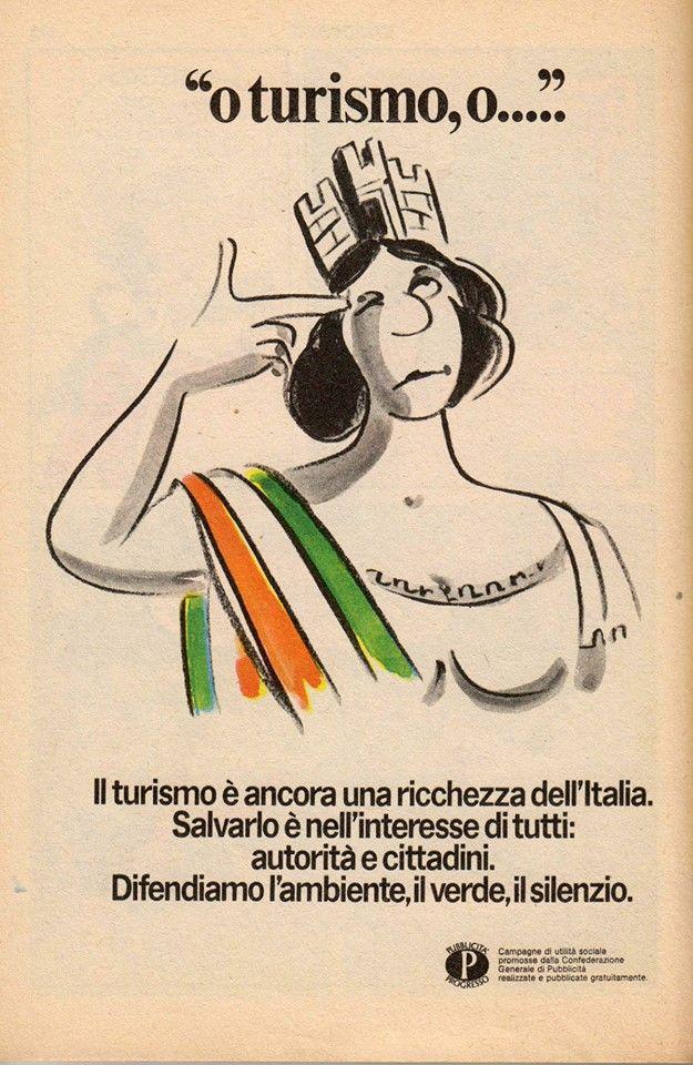 Turismo e Pubblicità Progresso 1976