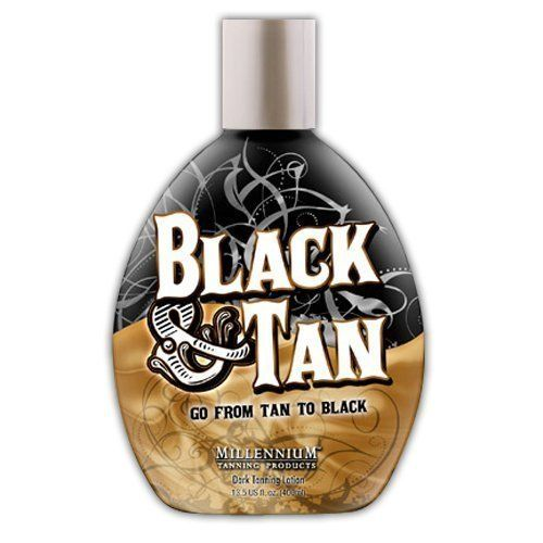 Black & Tan 75x Indoor Tanning Bed Bronzer 13.5OZ Millennium Tanning Products http://www.amazon.com/dp/B0050INH2U/ref=cm_sw_r_pi_dp_vVSwub0R49HSD