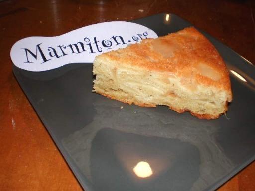 Gâteau yaourt aux 3 farines