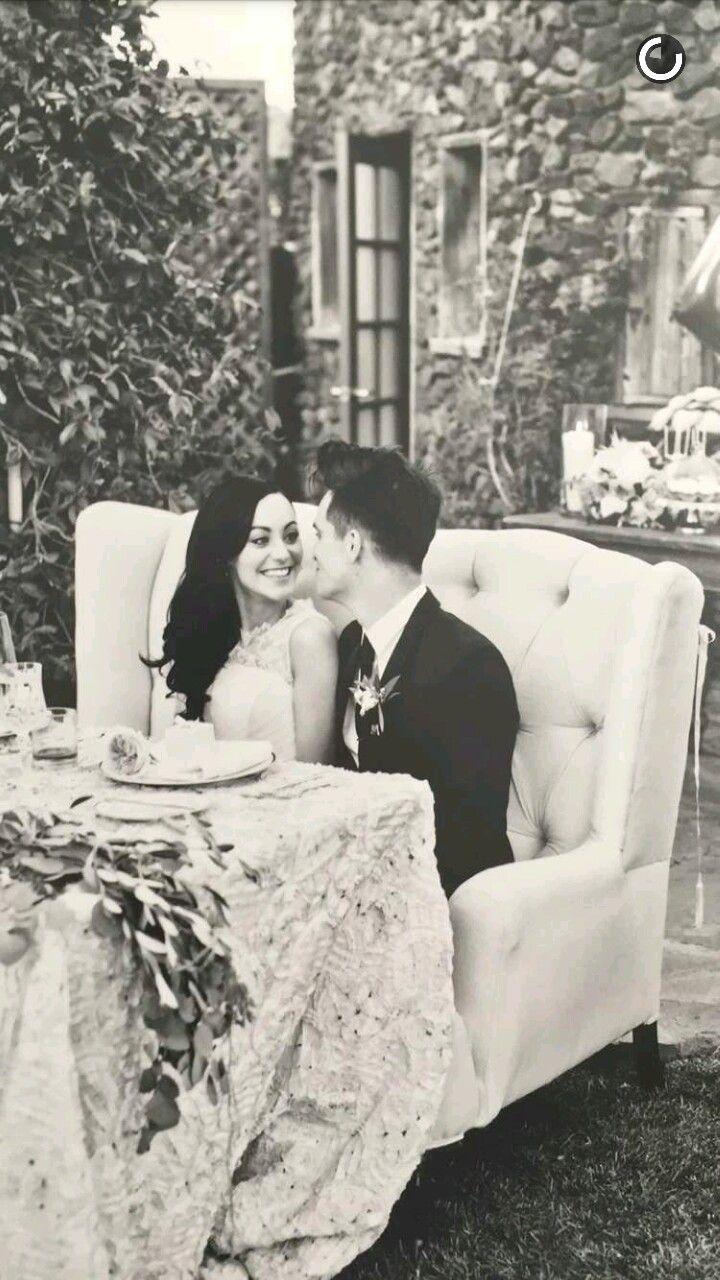 Brendon and Sarah's wedding