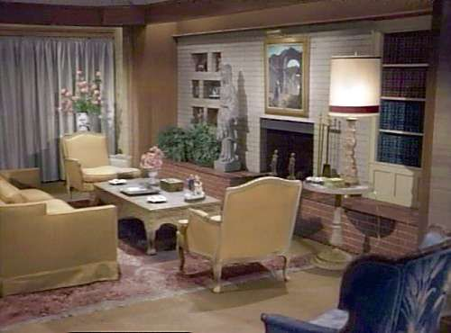 Living Room On Bewitched Part 14