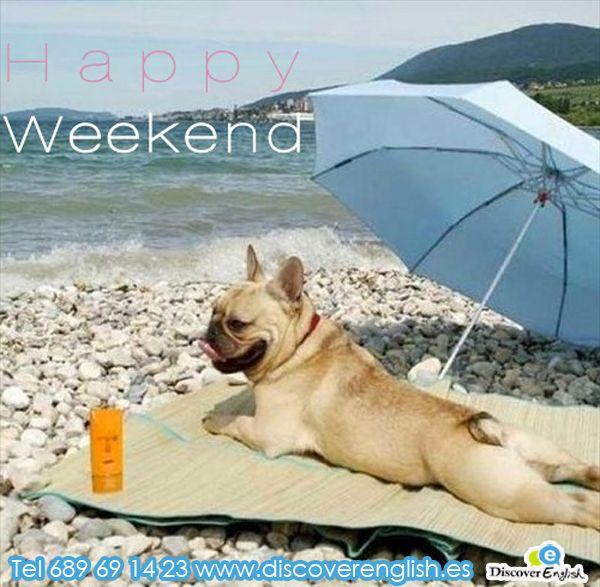 feliz fin de semana amig@s