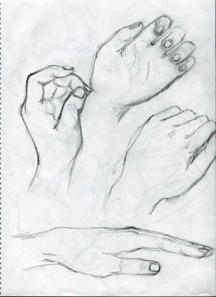 hand crouquis drawing  /2014.12