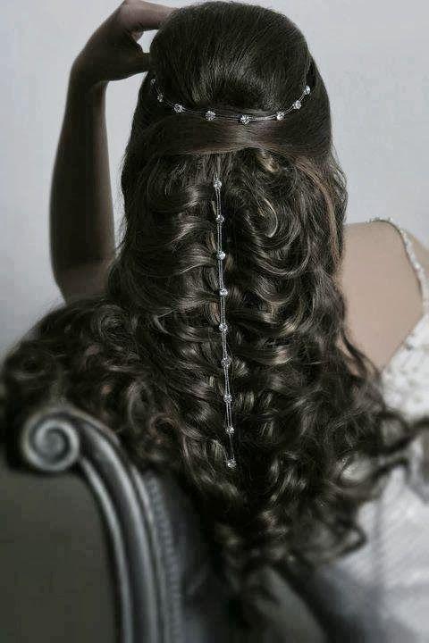 Reign event hair #reignwedding