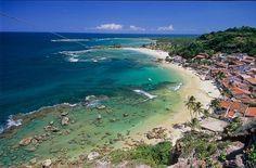 Um dos destinos mais cobiçados da Costa do Dendê, a cosmopolita Morro de São Paulo fica na Ilha de Tinharé, a 248 quilômetros de Salvador. Para chegar lá é preciso pegar um catamarã ou um avião na ...