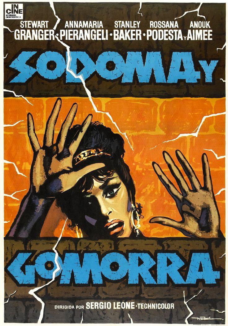 Sodoma y Gomorra - Sodom and Gomorrah
