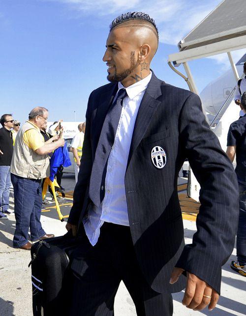 Juventus - Vidal