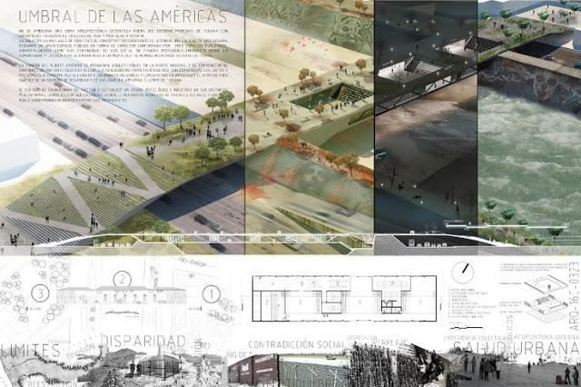 10 Ejemplos de panel resumen de exteriores - Paperblog