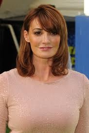 Sarah Parish - worked together on Cutting It. She got me through some tough times