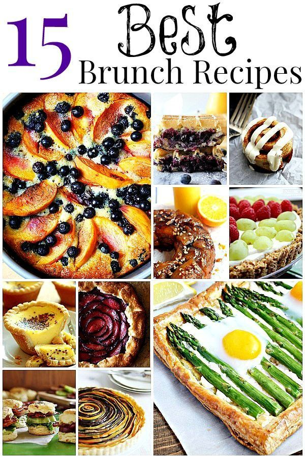 Impress family and guest with these best brunch recipes. Eye catching delicious breakfast  and brunch recipes.