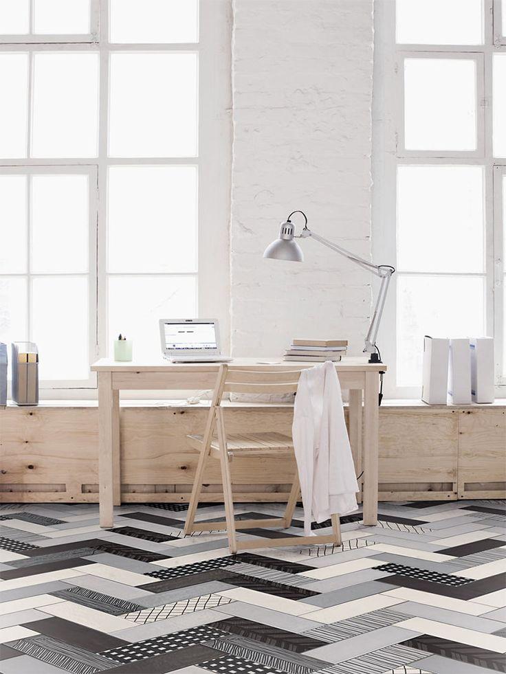 10 ideias de chão e pisos criativos para você se inspirar - limaonagua