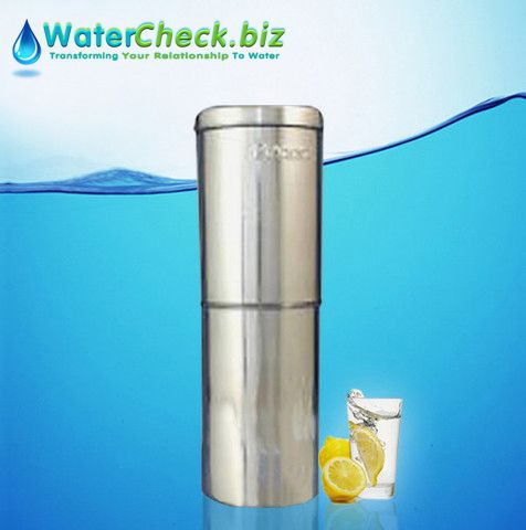 our propur scout portable gravity fed fluoride purifier is to prevent bacteria growth